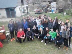 Eggenfeldeni diákok itt (2)